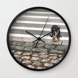 Falsecurity Wall Clock