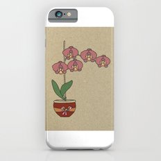 orchid nr2 iPhone 6s Slim Case