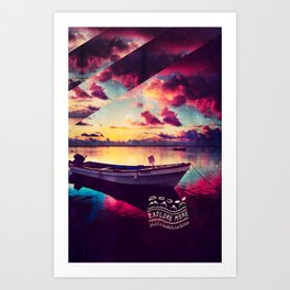 Explore More II - for iphone Art Print