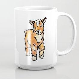 Baby Goats: Buttercup Coffee Mug