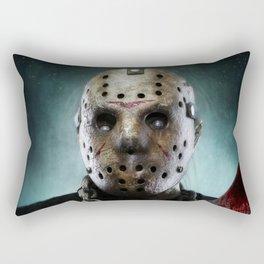 Jason Voorhees Rectangular Pillow
