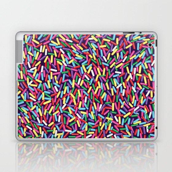 Encrusted With Sprinkles Laptop & iPad Skin