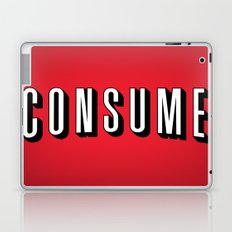 Consume Laptop & iPad Skin