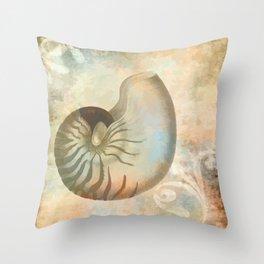 Ocean Life ~ Series 1 Throw Pillow