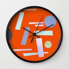 Geometry 2 Wall Clock
