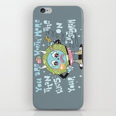 You are Worth More iPhone & iPod Skin