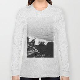 OCEAN WAVES Long Sleeve T-shirt
