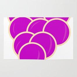 Be Grapeful Rug