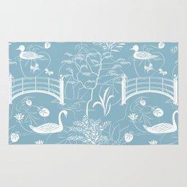 Swan Rug