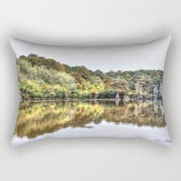The Coming Of Winter Rectangular Pillow