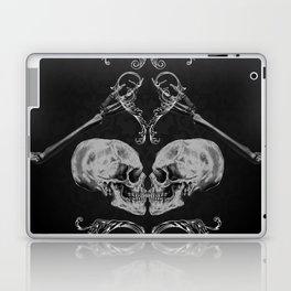 """""""Skull in Love"""" Laptop & iPad Skin"""