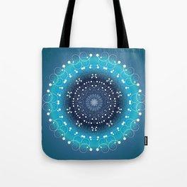 Blue Hole Tote Bag