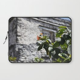 Touch of color in Tulum Laptop Sleeve