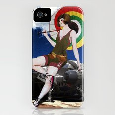 Serenity - Nouveau Kaylee and her Firefly iPhone (4, 4s) Slim Case