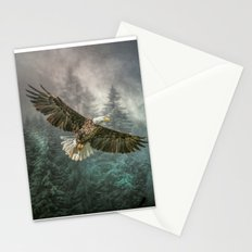 Valley of the eagles Stationery Cards