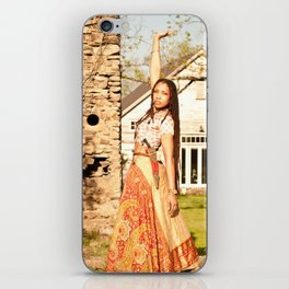 Of the Queen Heart High iPhone Skin
