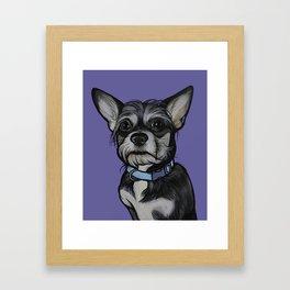 Samira Framed Art Print