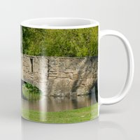 amy pond Mugs featuring Pond by Chris' Landscape Images & Designs