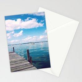 Lake Mendota Stationery Cards