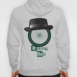Breaking Bad parody: biking bad Hoody