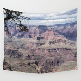 Grand Canyon No. 5 Pano Wall Tapestry