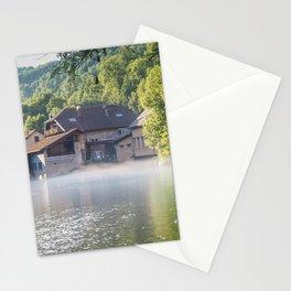 French Jura River - Landscape Photography Stationery Cards