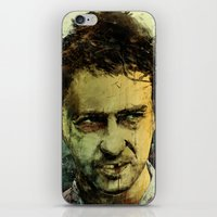 fear iPhone & iPod Skins featuring Schizo - Edward Norton by Fresh Doodle - JP Valderrama