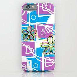 YOUR LOVE HEALS ME iPhone Case