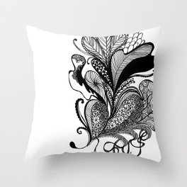 flerp Throw Pillow