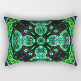Mandala Ambassador Ko With His Ship Rectangular Pillow