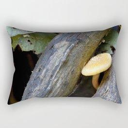 Rainforest Fungi Rectangular Pillow