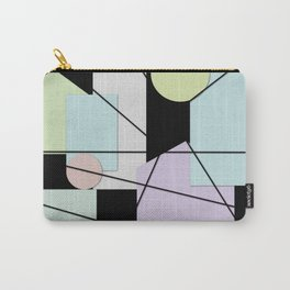 Mid Century Modern Abstract Carry-All Pouch