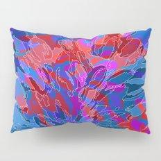 exploding coral Pillow Sham