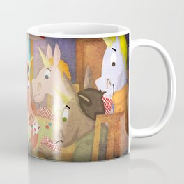 Poker Unicorn V02 Coffee Mug