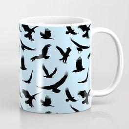 Eagles // Light Blue Coffee Mug