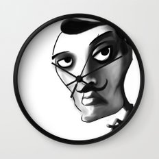 Imposter with a fake M... Wall Clock