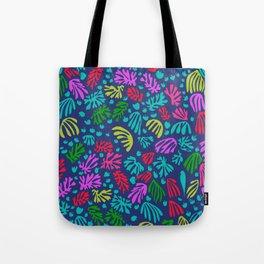 Matisse Colorful Pattern #4 Tote Bag