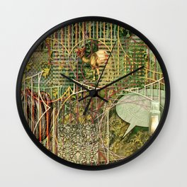 Rationalism's Demise (2) Wall Clock