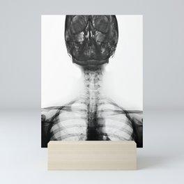 Bones of an Artist Mini Art Print