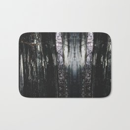 Abstract No 4 Bath Mat