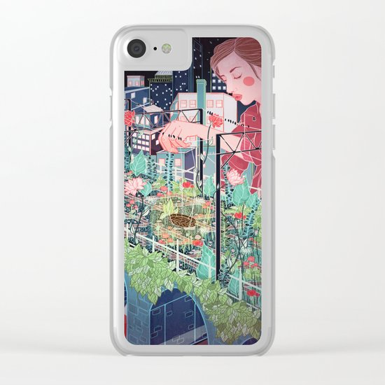 Viaduct Clear iPhone Case