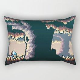 Yoshi's Island - Eventide Rectangular Pillow