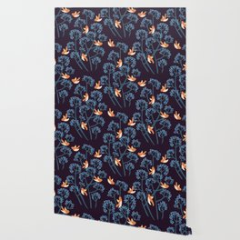 Birds Are singing Wallpaper