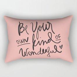 BYOKOW Rectangular Pillow