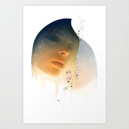 Qarpa Art Print