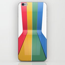 The Colors   iPhone Skin