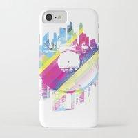 deadmau5 iPhone & iPod Cases featuring Urban Vinyl V2 by Sitchko Igor