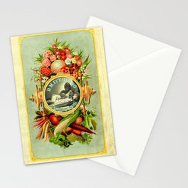 Exotic Import Stationery Cards