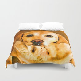 Oh PLEASE give me Cookies! Duvet Cover