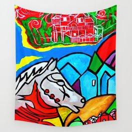 Happy Trails  #Society6  #decor  #buyart Wall Tapestry